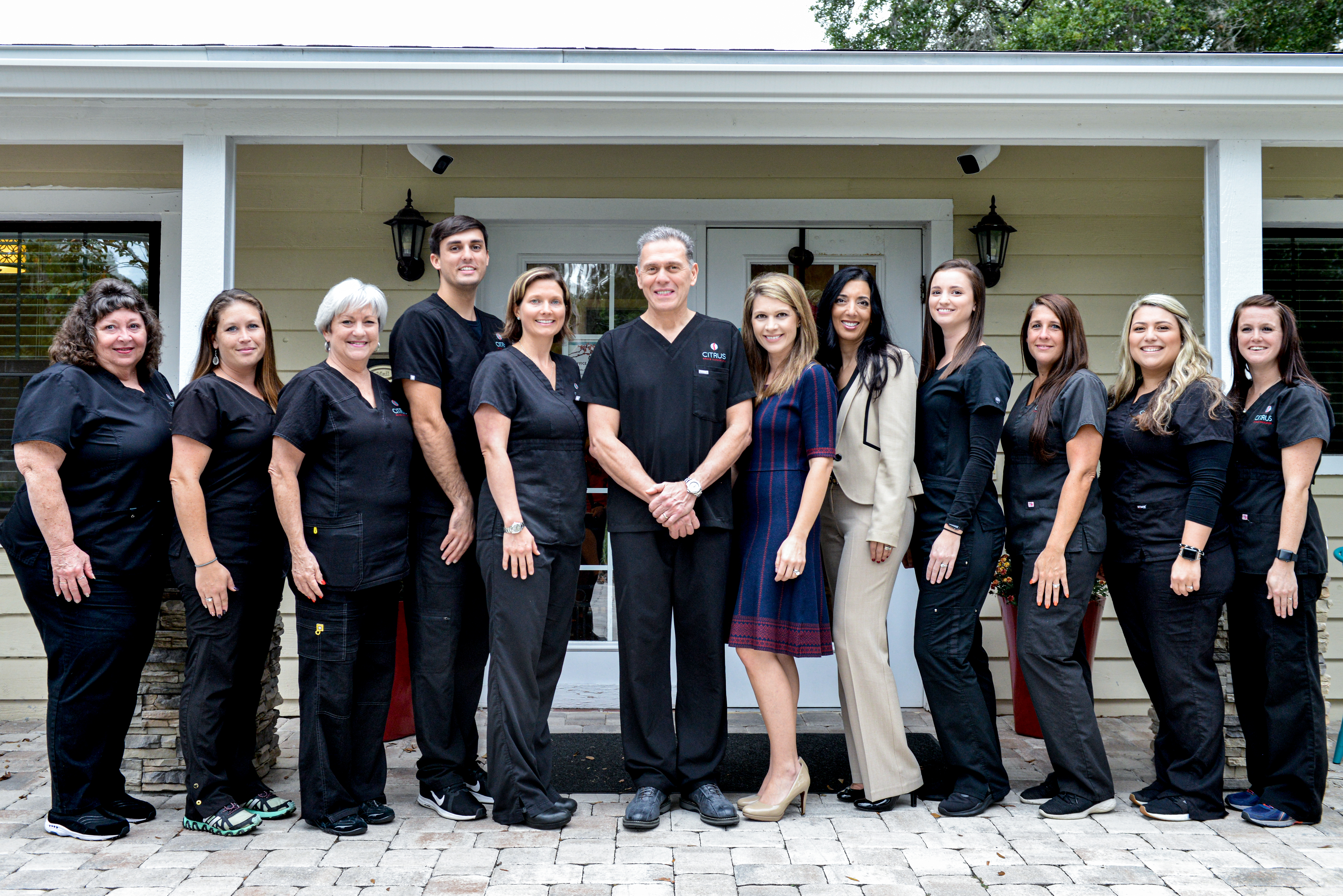 Citrus Spine Institute team