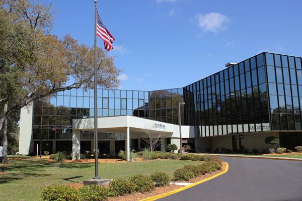 Bayfront Health Seven Rivers Medical Center exterior shot